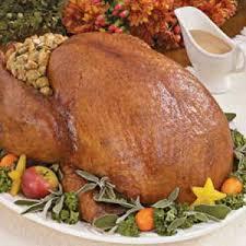 stuffed turkeys stuffed roast turkey recipe taste of home