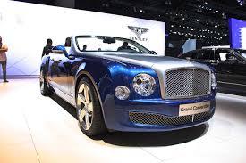 bentley mulsanne convertible bentley grand convertible 2015 best new cars
