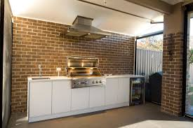 outdoor kitchen ideas australia endearing outdoor kitchen cupboards decor design ideas of