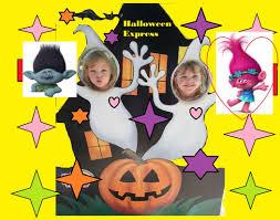 express halloween