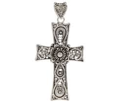 religious necklaces inspirational jewelry religious necklaces more qvc