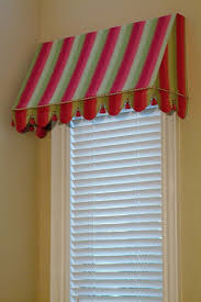 Making A Valance Window Treatment 124 Best Curtains Awnings U0026 Cornices Images On Pinterest