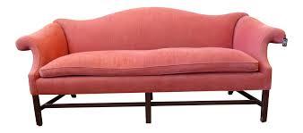 vintage u0026 used pink sofas chairish
