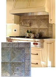 Kitchen Backsplashes Images by How To Create A Faux Tile Hand Painted Backsplash Kitchens