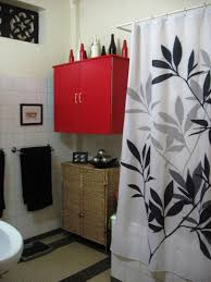 Red And Black Bathroom Decorating Ideas Red White And Black Bathroom Accessories Custom 1000 Ideas About