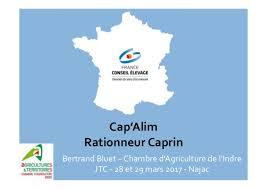 chambre d agriculture indre cap alim rationneur caprin