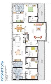 the robertson home kit from paal kit homes floor plan details