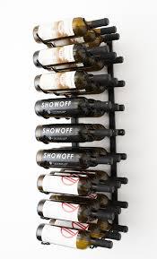 vintageview ws33 27 bottle wine rack 3 deep u2013 premier wine cellars