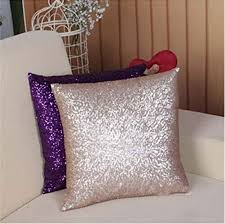 Decorative Pillow Sale Sequin Pillow Cushion Cover Best Choice 18 U201dx18 U201d Champagne Holiday