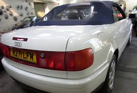 convertible audi white 1997 audi 80 cabriolet roadster for sale 2691 dyler