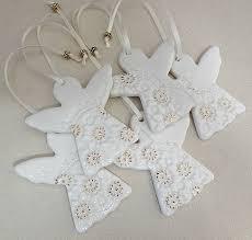 porcelain decorations white gold ceramic ornaments