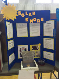 science fair project solar oven tested by cooking s u0027mores
