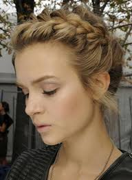 plait hairstyles for short hair beautiful and easy braided hairstyles for different types of hair