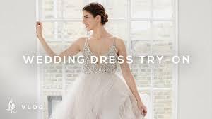 pebbles wedding dresses wedding dress try on pebbles vlog