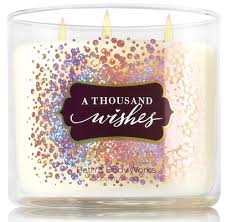a thousand wishes a thousand wishes bath works candle review