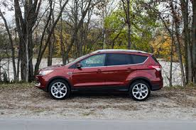Ford Escape Suv - 2014 ford escape titanium review motor review