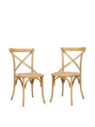 Safavieh Bistro Chairs Banco Thonet A 65cm De Altura De Madera En Roble Con Asiento De