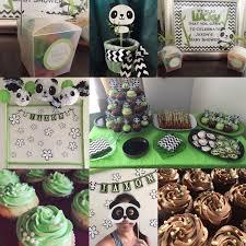 Panda Nursery Decor by Artistic Anya Designs Ultimate Panda Party Panda Baby Shower