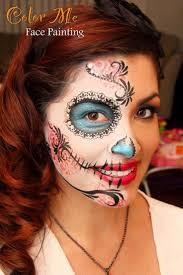 Sugar Skull Halloween Makeup 476 Best Sugar Skulls Muy Bonita Images On Pinterest Halloween