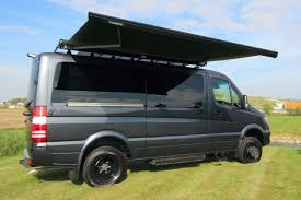 Dometic Power Awning Rugged 4x4 Low Roof Sprinter