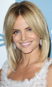 hairstyles with bangs and middle part image result for center part long bangs lob hair stuff