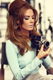 hair with poof on top when we think vintage hairstyles we most undoubtedly believe of