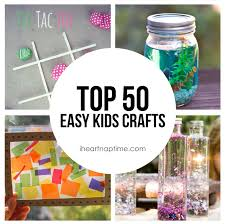 50 easy crafts i nap time