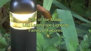 Malibu Flood Light Kit by Malibu Led Landscape Light With Led Path For Lighting Youtube And