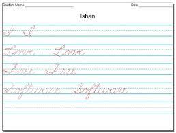 8 handwriting worksheets download websites