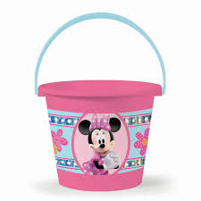 minnie mouse easter baskets upc 849207010395 disney minnie mouse jumbo plastic easter easter