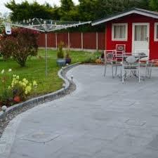 Limestone Patios Garden Patios U0026 Paving Pristine Driveways
