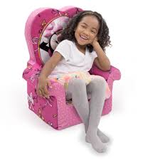 Minnie Mouse Toddler Chair Spin Master Marshmallow Furniture High Back Chair Minnie Mouse