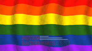 Rainbow Pride Flag Free Texture And Pattern Motion Background