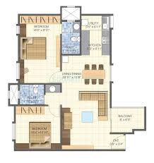 brigade meadows in kanakapura bangalore project overview unit 2 bhk 1120 sq ft apartment