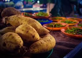 cuisine fly 3d cuisine fly 3d kumala or potato is popular in fiji