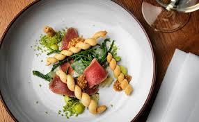 haute cuisine of haute cuisine in hamburg