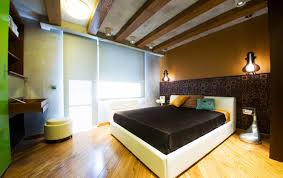 apartment bedroom small ideas studio remarkable extraordinary bed