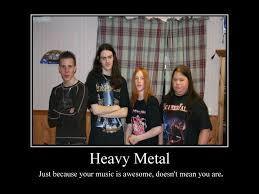 Heavy Metal Meme - heavy metal meh ro