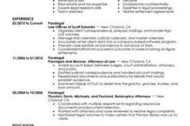 Paralegal Sample Resume by Sample Resume Real Estate Bio Examples Real Estate Resume Samples
