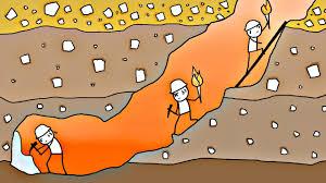 why is it underground