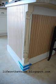 wainscoting kitchen island fabulous more recently with
