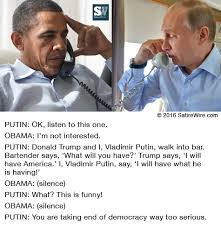 Obama Putin Meme - putin obama memes satirewire