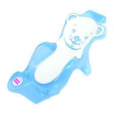 siège de bain pour bébé transat de bain buddy bleu translucide ok baby 2017 siège de bain