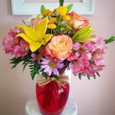 bouquet delivery designers bright mix bouquet in downey ca chita s floral designs
