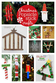 crafts to make with popsicle sticks a and a glue gun