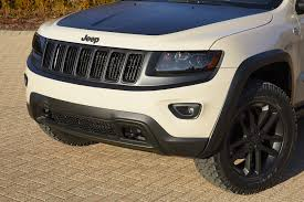 2016 jeep grand cherokee blacked out jeep unveils wrangler grand cherokee cherokee concepts in moab