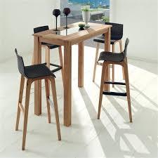 table haute cuisine bois table salle a manger recup 10 que faire des palettes de bois