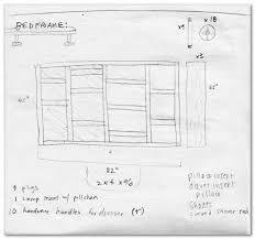a frame plans free log bed frame plans free rustics log furniture