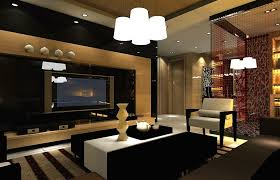 luxurious living room luxurious interior of living room luxury living room night scene