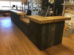 Wooden Desks For Sale Rustic Reception Desk For Sale Best Home Furniture Decoration